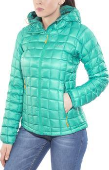 Rab Women's Continuum Jacket seaglass/serenity