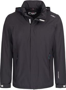 CMP Man Softshell Jacket Zip Hood (3Z56057)