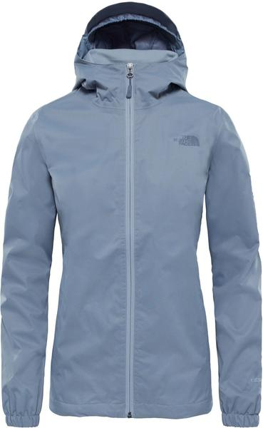 The North Face Damen Quest Jacke mid grey heather