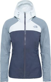 The North Face Damen Stratos Jacke vanadis grey