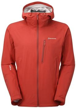 Montane Minimus Stretch Jacket flag red