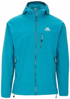 Mountain Equipment Men Echo Hooded Jacket tasman blue