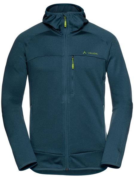 VAUDE Men's Tekoa Fleece Jacket dark petrol