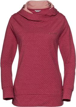 VAUDE Women´s Tuenno Pullover red cluster