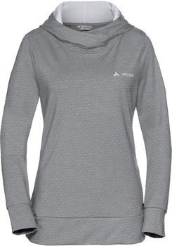 VAUDE Women´s Tuenno Pullover pewter grey