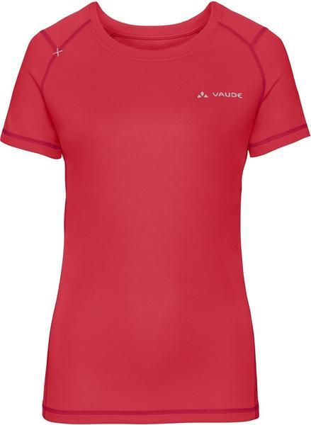 VAUDE Women's Hallett Shirt II strawberry