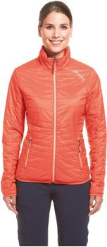 Maier Sports Midlayer Galway Rev Women paprika