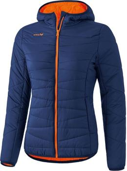 Erima Steppjacke Damen new navy / orange