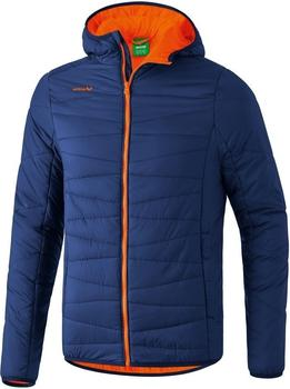 Erima Steppjacke Herren new navy / orange