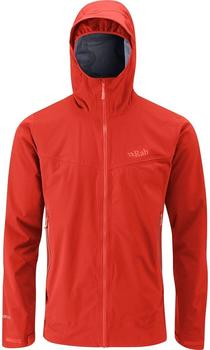 Rab Kinetic Plus Jacket Men dark horizon