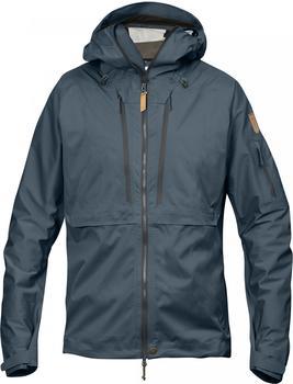 Fjällräven Men's Keb Eco-Shell Jacket dusk