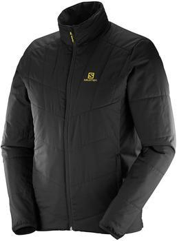 Salomon Drifter Mid Jacket M black