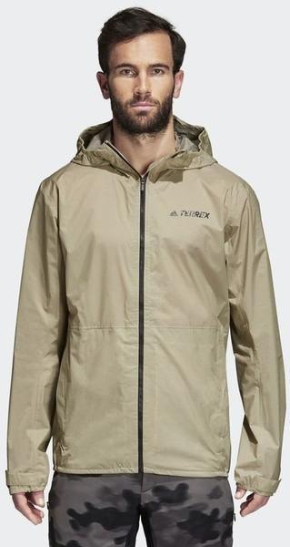 Adidas Multi 2.5 Layer Jacke beige/raw gold