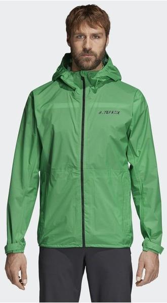 Adidas Multi 2.5 Layer Jacke energy green