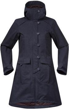 Bergans Bjerke Lady Coat dark navy