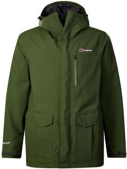 Berghaus Hillmaster Shell Jacket green