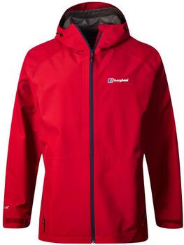 Berghaus Paclite 2.0 Shell Jacket haute red