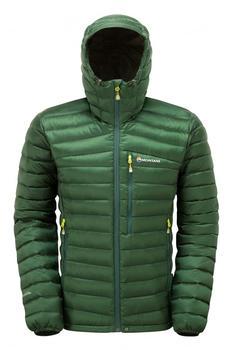 Montane Featherlite Down Jacket arbor green