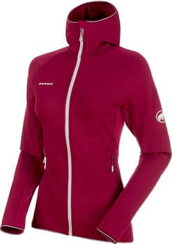 Mammut Botnica Light ML Hooded Jacket Women beet