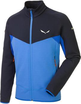 Salewa Ortles PTC Full Zip Jacket blue/night black