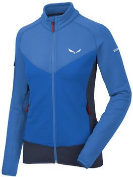 Salewa Ortles Polartec Full-Zip Jacket Women blue/royal blue