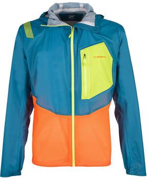 La Sportiva Hail Jacket Men lake/lava