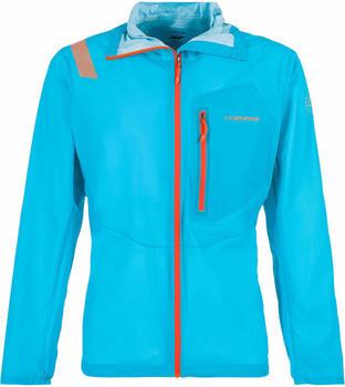 La Sportiva Hail Jacket Men tropic blue