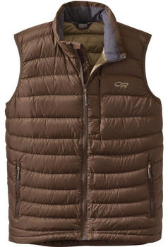 Outdoor Research Transcendent Down Vest earth/café