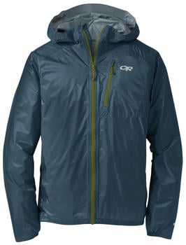 Outdoor Research Men's Helium II Jacket peacock/hops