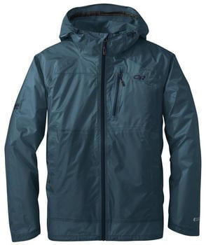 Outdoor Research Men's Helium HD Jacket peacock/night