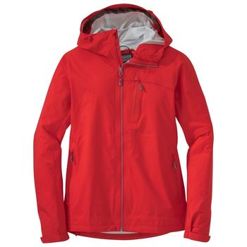 Outdoor Research Interstellar Jacket Women samba/pewter