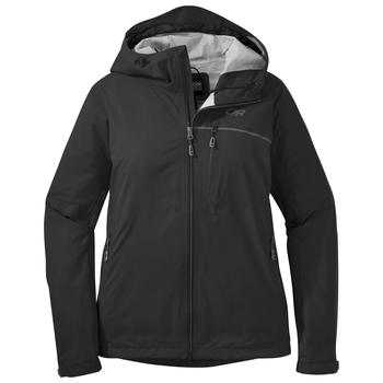 Outdoor Research Interstellar Jacket Women black/charcoal