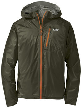 Outdoor Research Men´s Helium II Jacket fatigue/ember