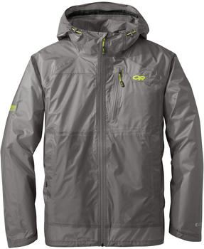 Outdoor Research Men´s Helium HD Jacket pewter/lemongrass