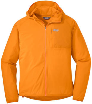Outdoor Research Tantrum II Hooded Jacket Men cheddar/ember