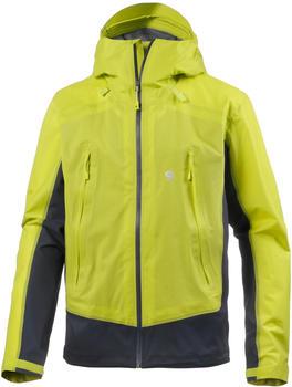 Mountain Hardwear Quasar Lite II Jacket fresh bud/dark zinc