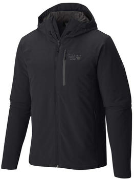 Mountain Hardwear Superconductor Hooded Jacket black/titanium