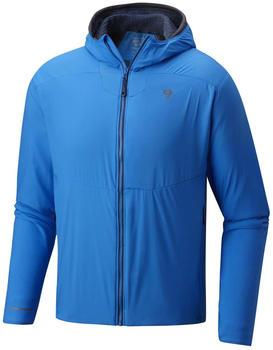 Mountain Hardwear Atherm Hooded Jacket altitude blue
