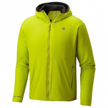 Mountain Hardwear Atherm Hooded Jacket fresh bud