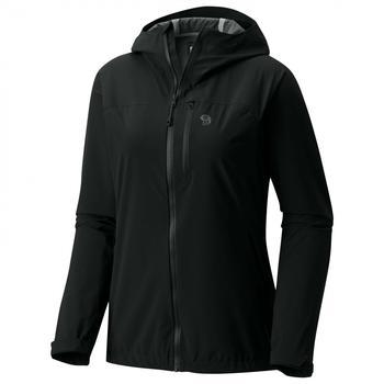 Mountain Hardwear Stretch Ozonic Jacket W black