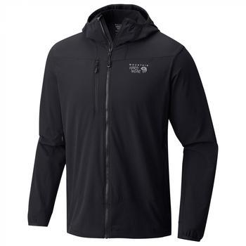 Mountain Hardwear Super Chockstone Hooded Jacket black