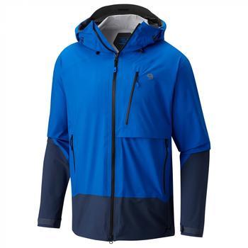 Mountain Hardwear Superforma Jacket altitude blue/zinc