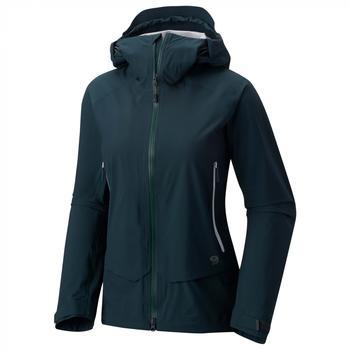 Mountain Hardwear Superforma Jacket W blue spruce