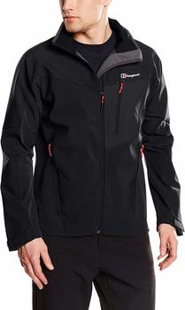 Berghaus Ghlas Men´s Outdoor Softshell Jacket Black