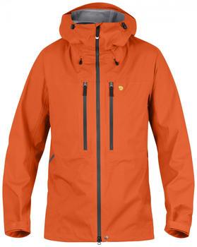 Fjällräven Bergtagen Eco-Shell Jacket hokkaido orange