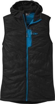 Outdoor Research Deviator Hooded Vest black/tahoe