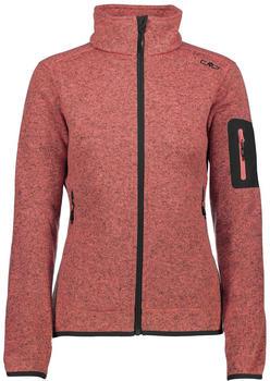 CMP Woman Fleece Jacket (3H14746) corallo antracite
