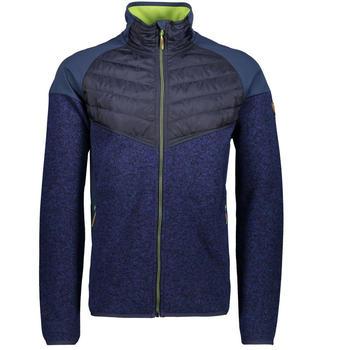 CMP Hybrid Jacket Men blue neon