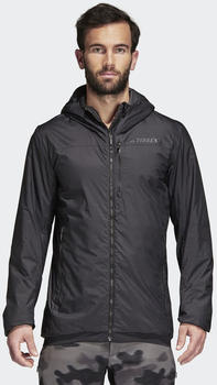 Adidas Light Insulated Jacke carbon