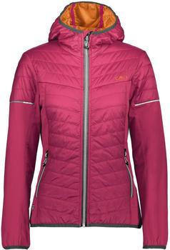 CMP Primaloft Hybrid Jacket Women magenta
